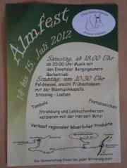Almfest Brand-Laaben@Großleiten