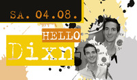 Hello Dixn - Welcome Party