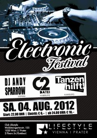 Electronic Festival@Club Lifestyle