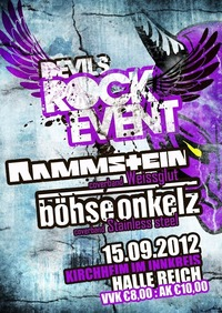 Devils Deutschrock Event