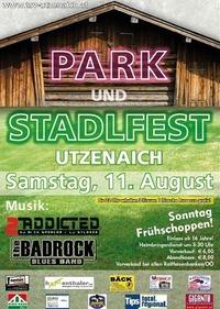 Park- & Stadlfest Utzenaich