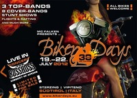 Biker Days 2012  The Boss Hoss Live  30 years on the road - Mc Falken