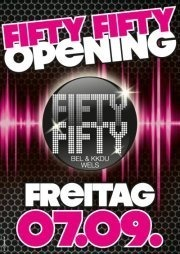 Fifty Fifty Opening