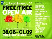 Free Tree Open Air@nähe Sportanlage