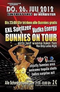 Bunnies on Tour