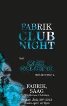 Fabrik Club Night
