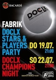 DocLX Stars & Players Party