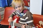 Rock The Family - Rock & Popmusik Ferienprogramm@Rockhouse