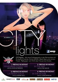 Citylights & Moondress