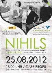 Nihils - live