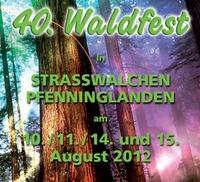 40. Waldfest der Landjugend Straßwalchen -  Frühschoppen@Waldfestgelände Pfenninglanden