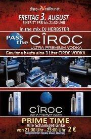 Pass the Ciroc
