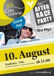 After Race Party Volksbank MTBCC'12