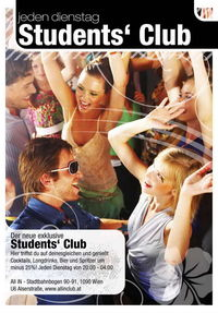 Students' Club@All iN