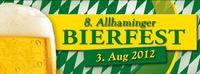8. Allhaminger Bierfest