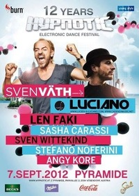 12 Jahre Hypnotic Electronic Dance Festival XXL
