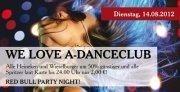 We love A-Danceclub