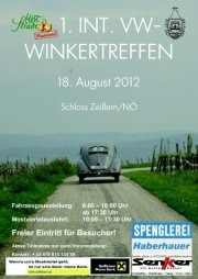 1. Internationales VW-Winkertreffen