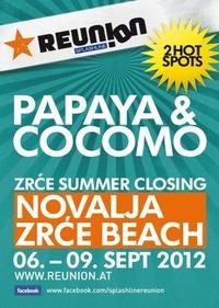 Reunion 2012@Zrce Beach
