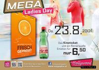 Ladies Day: Frisch gepresst