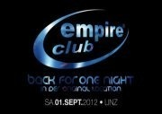 Empire Club Linz - back for one night
