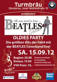 Beatles Show & Oldies Party