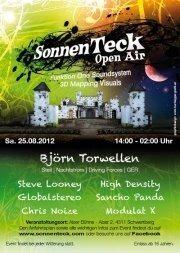 SonnenTeck Open Air 2012