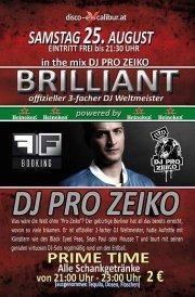 Brilliant pres. DJ Pro Zeiko