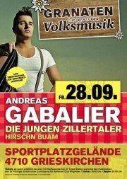 Andreas Gabalier live