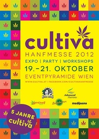 Cultiva Hanfmesse 2012 - Tag 1