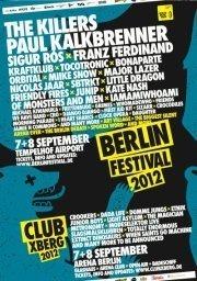 Berlin Festival 2012@Flughafen Berlin Tempelhof
