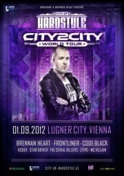 groupone & Brennan Heart present City of Hardstyle - City2City WorldTour
