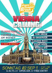Summerbreak Vienna Closing Event