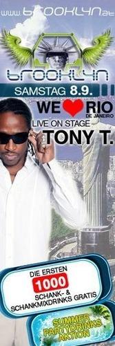 Tony T. Live@Brooklyn