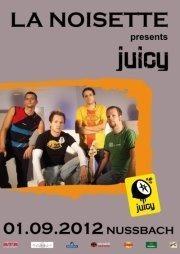 La Noisette presents Juicy