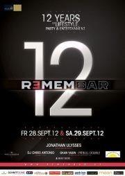 12 Jahre Remembar@REMEMBAR