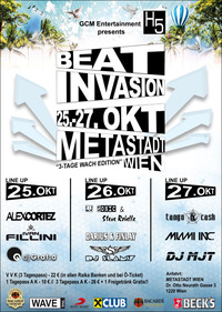 Beat Invasion@H5 METAstadt