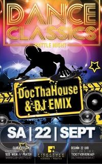 Docthahouse pres. Dance Classics || Battle Night