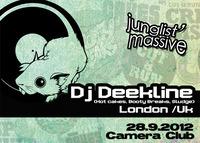 Junglist Massive Vienna pres. DJ Deekline (UK)