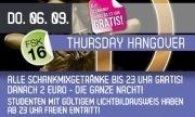 Thursday Hangover (FSK 16)