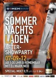 Sommernachtsladen After - Party - Part 4