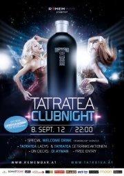 Tatratea - Clubnight