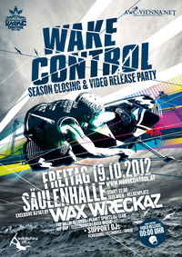 Wake Control Vienna Closing Season & Video Release Party