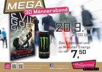 Männerabend: Resident Evil - Retribution 3D