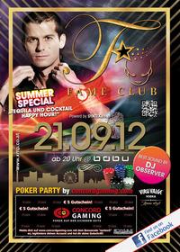 Fame Club mit DJ Observer