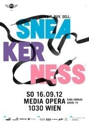 Sneakerness Vienna 2012