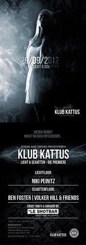 Licht & Schatten - Die Premier@Club Kattus