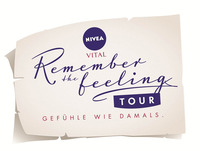 Nivea Vital Remember the Feeling Tour 2012@Babenberger Passage