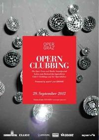 Opernclubbing@Oper Graz