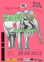 Kommando Elefant / Kickstains